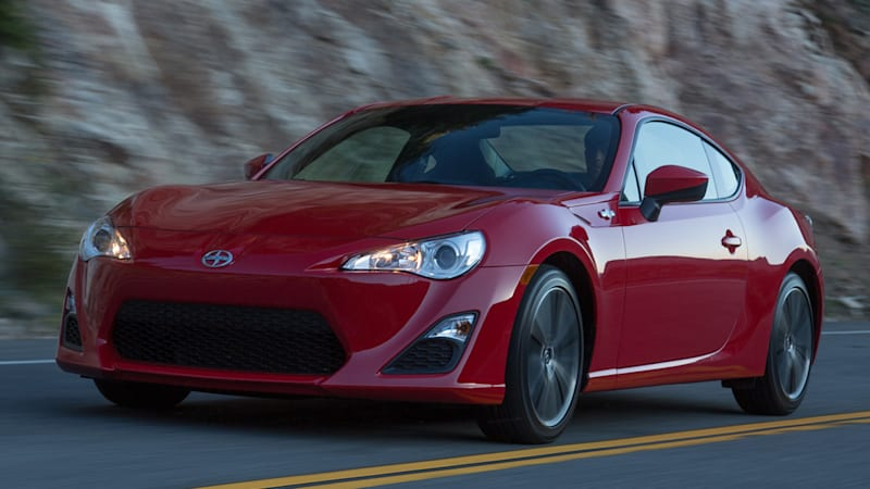 2016 scion fr s gets slight price increase updates. Black Bedroom Furniture Sets. Home Design Ideas