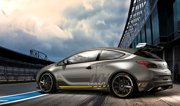 Astra OPC Extreme to be fastest Opel ever