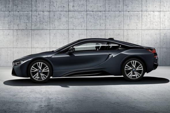 BMW i8 Protonic Dark Silver