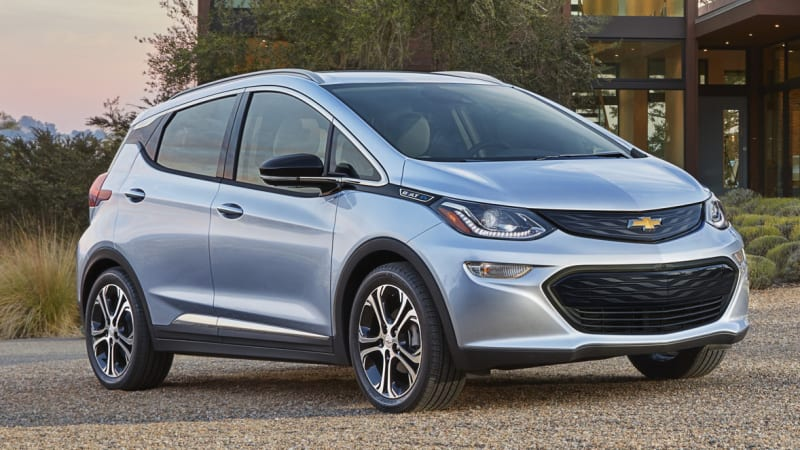 Chevy Bolt and Volt names look and sound the same in Korean
