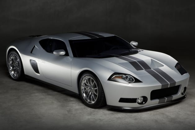 Galpin Ford GTR1 front three-quarter