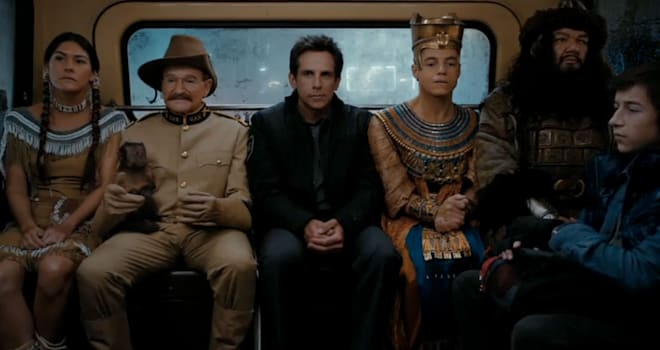 night at the museum 3 trailer