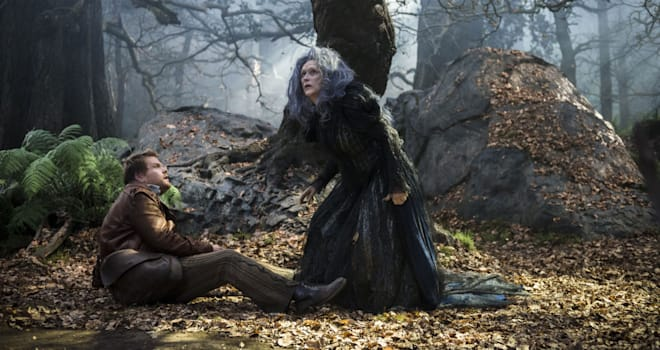 into the woods teaser trailer