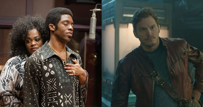 box office guardians of the galaxy get on up