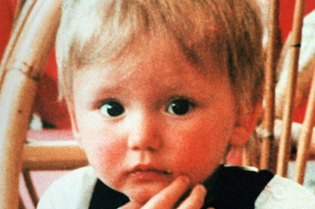 Ben Needham missing