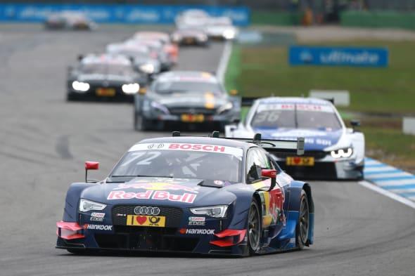 Red Bull Audi RS 5 DTM #72 (Audi Sport Team Abt Sportsline), RenÈ Rast