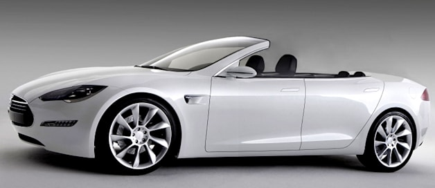 Newport Convertible Enterprises Tesla Model S Convertible
