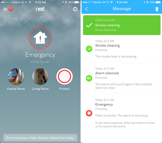 Nest Protect review (2015): Improved safety makes it easier to recommend