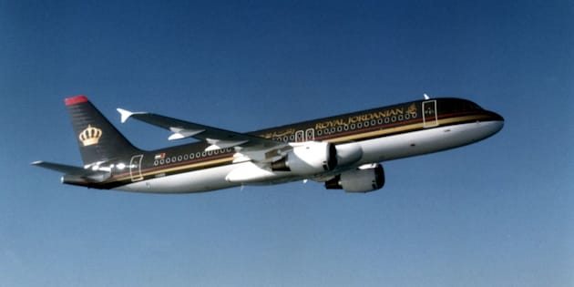 Royal Jordanian rhymes about laptop ban to cheer customers
