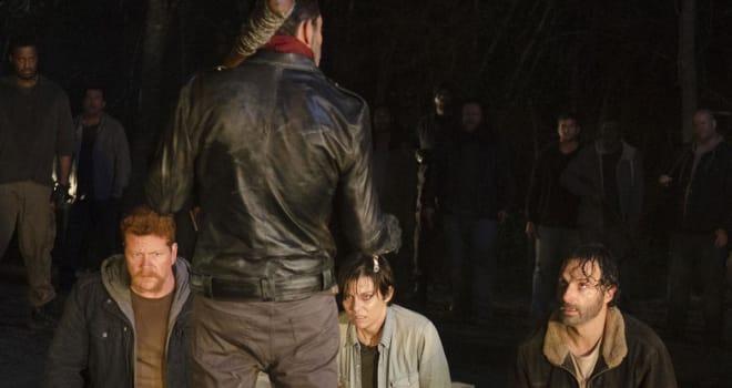 Did The Walking Dead's Robert Kirkman Just Reveal Who Negan Killed?