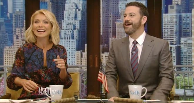 'Live With Kelly' gets new look after Michael Strahan's departure
