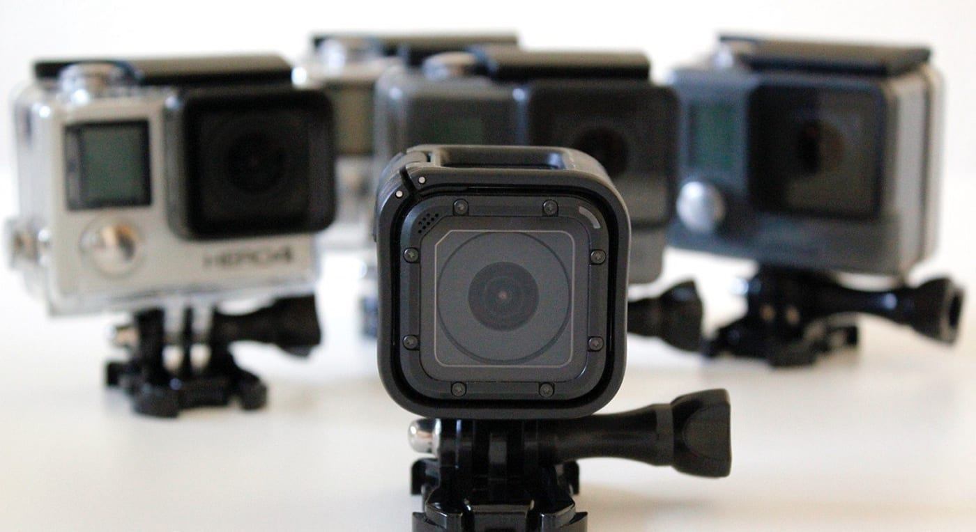 What's going on with GoPro?
