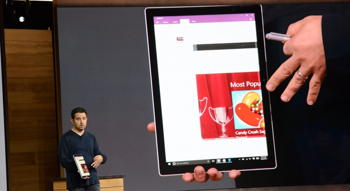 Microsoft announces Surface Pro 4