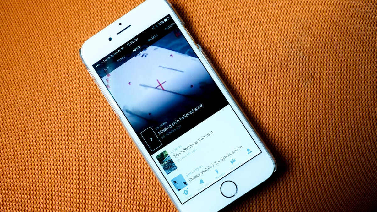 Twitter adds ads to Moments