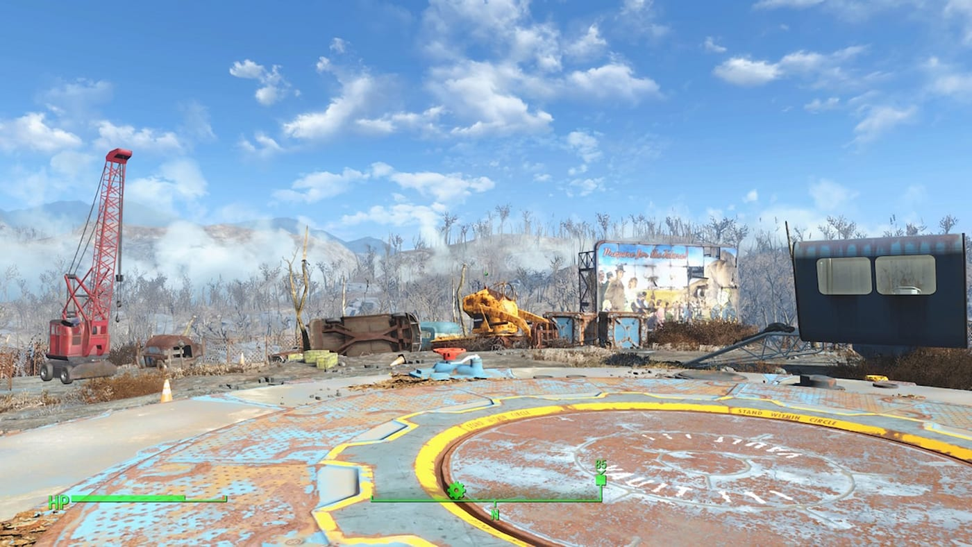 Three new 'Fallout 4' DLCs are coming this Spring