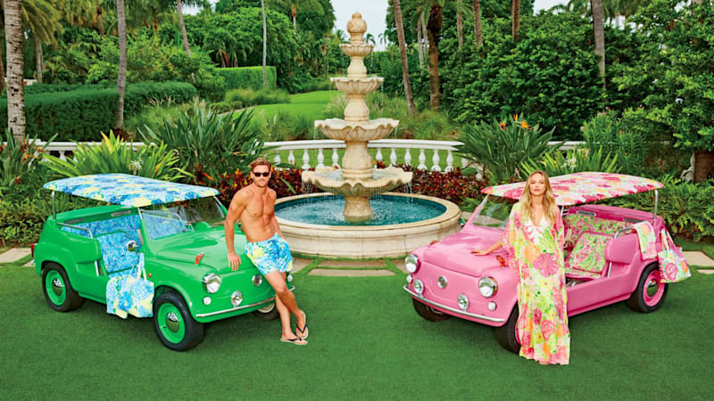 Neiman Marcus adds $65,000 Fiat 600 Jolly look-alike to Fantasy Gifts collection