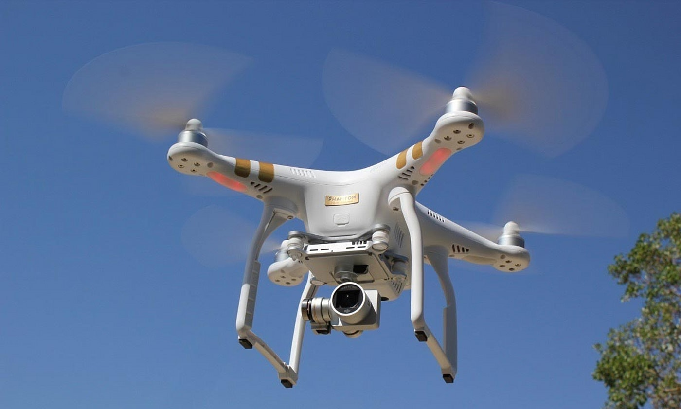 DJI offers crash insurance for drones