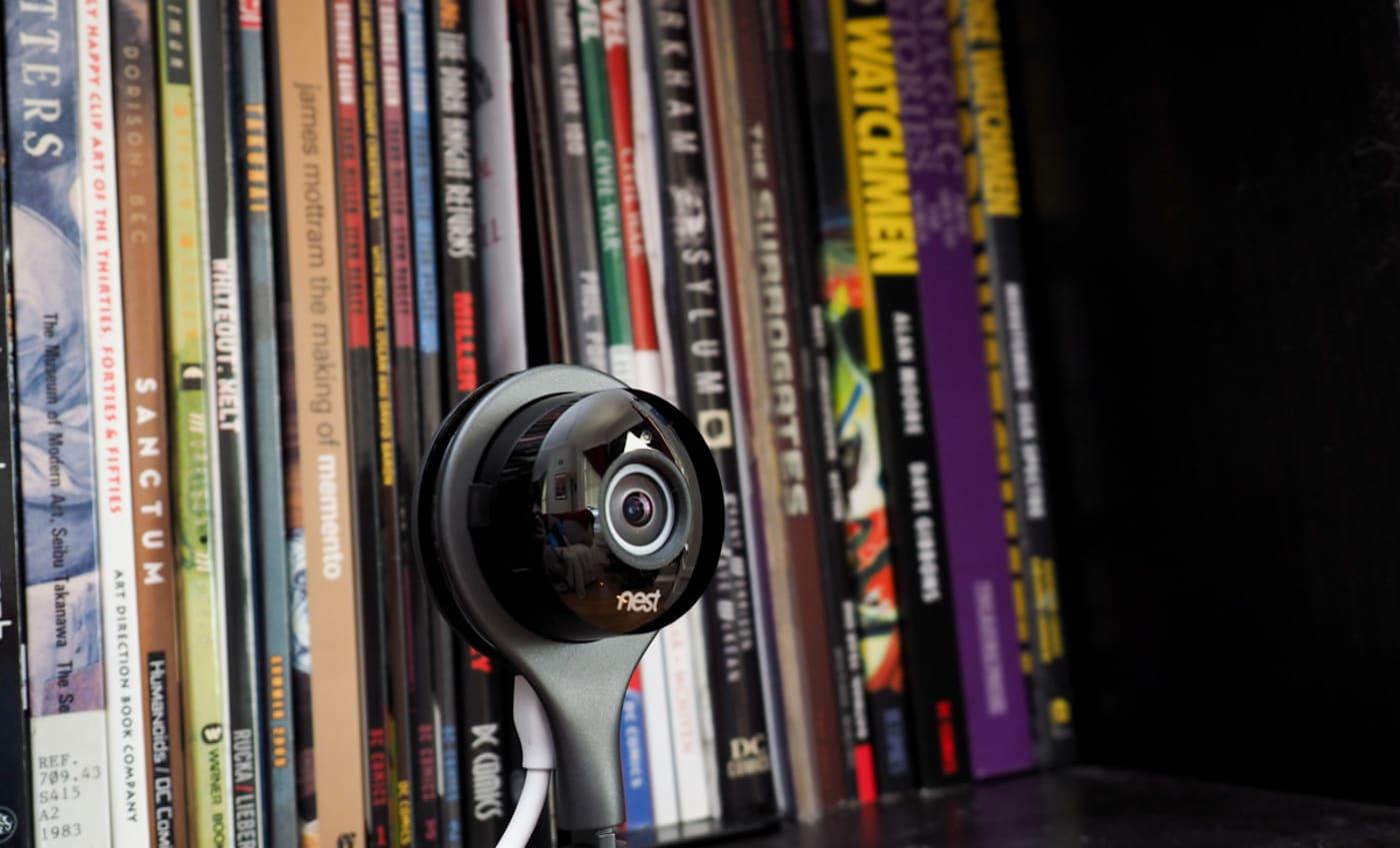 Chamerberlain's garage door app now works with your Nest Cam