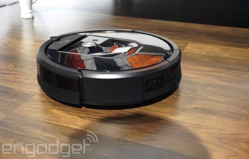 Roomba saugt Staub und eure Daten ab