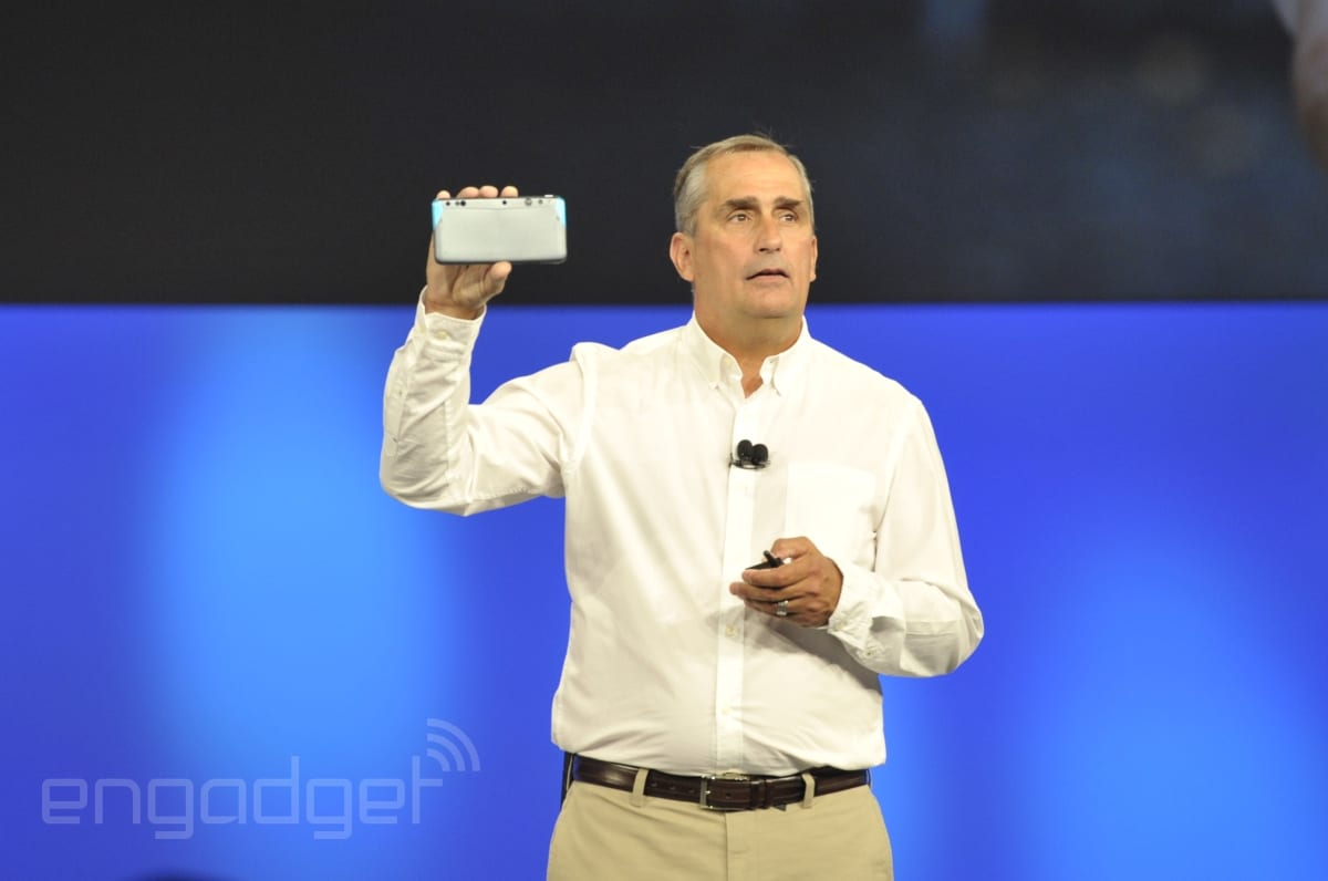 Google and Intel bring RealSense to phones with Project Tango dev kit