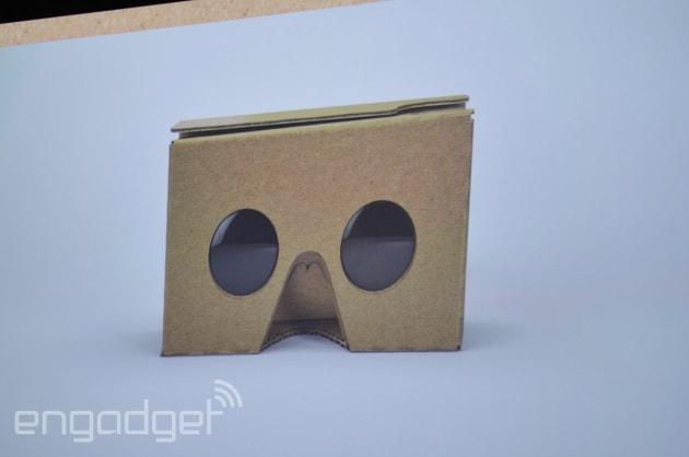 Google Cardboard is coming to iOS