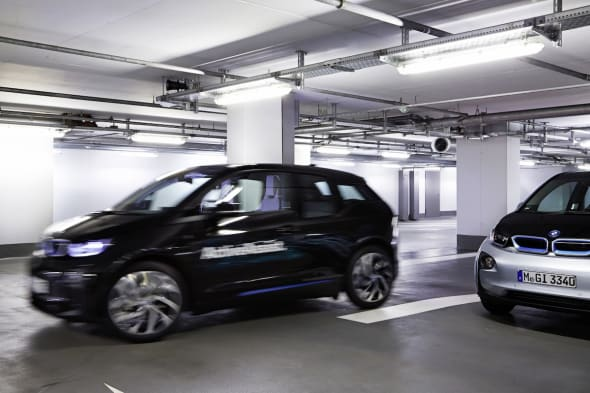 BMW CES