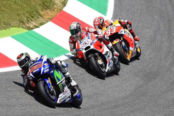MotoGP MUGELLO