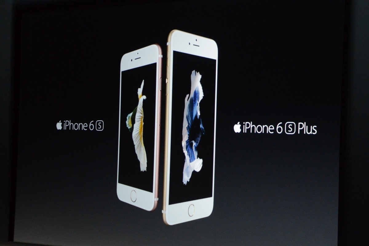 Apple's iPhone 6S is here