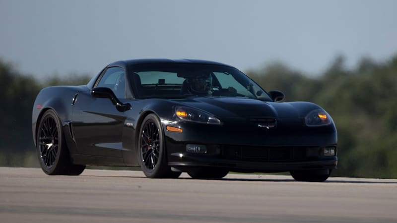 This Chevy Corvette Z06 is fastest street-legal EV... again