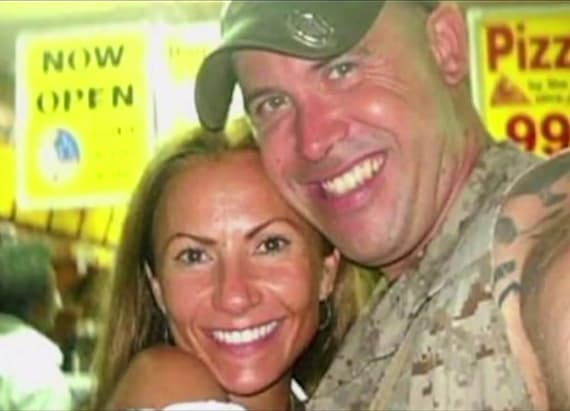Ex-Marine gets prison for dismembering girlfriend
