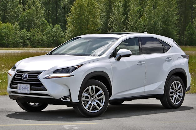 Here's why our Lexus NX is uglier than the rest of the world's