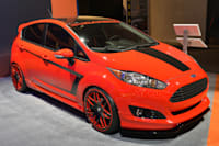 3d Carbon Ford Fiest ST