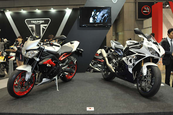 TOKYO MOTORCYCLE SHOW2015