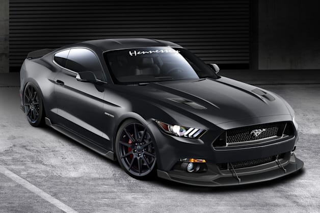 2015 Hennessey HPE700 Mustang