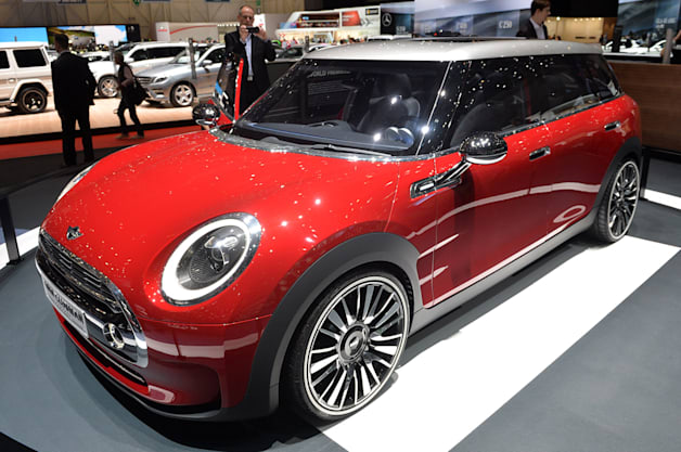 Mini nixes plans for 7-seater, Countryman to stay largest model