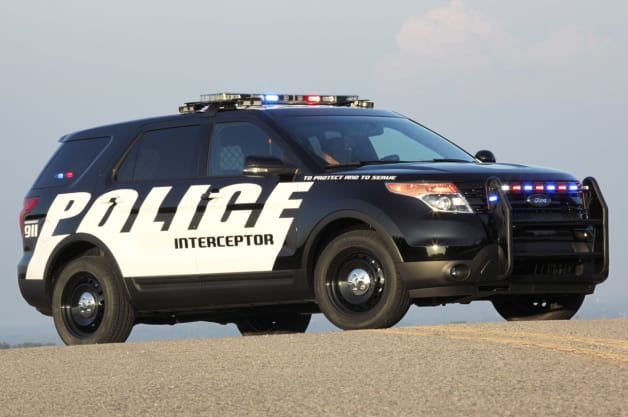 Ford Explorer Is America S New Favorite Police Car
