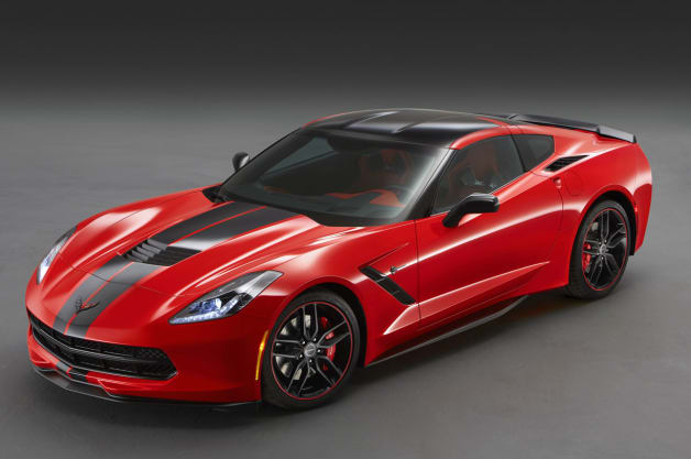 Chevrolet Corvette Pacific Design Package