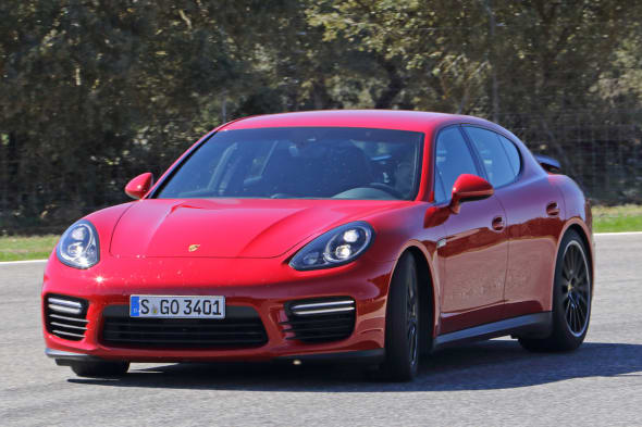 Porsche GTS Experience 2015 Panamera GTS