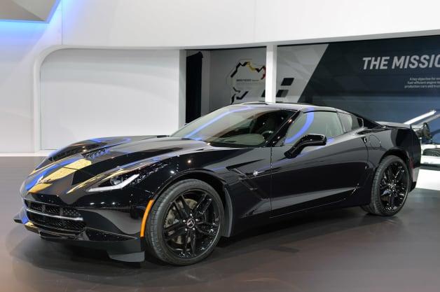 2015 Corvette Stingray Z06