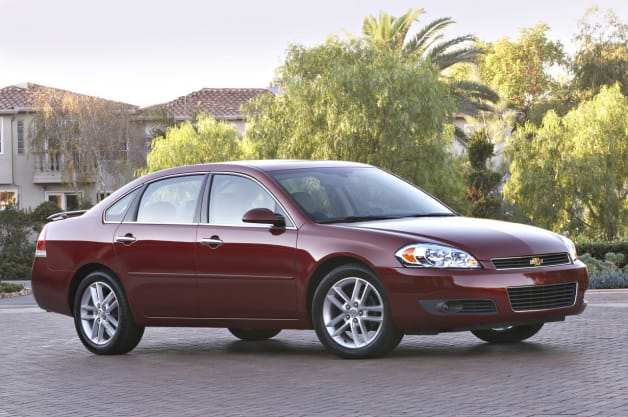 NHTSA investigating more than 300k Chevy Impala sedans for airbags