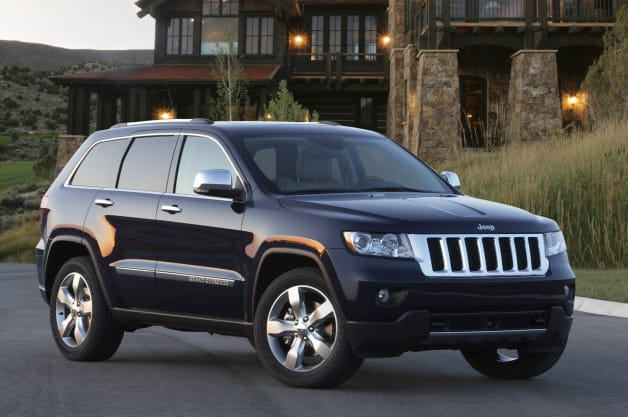 25,000 Jeep Grand Cherokee, Dodge Durango SUVs recalled over brake feel