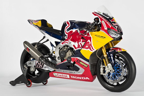 Honda 2017 WSBK