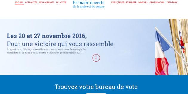 comment trouver bureau de vote o 249 voter 224 la primaire de droite toutes les infos concr 232 tes