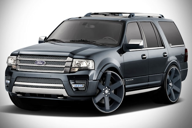 Ford Expedition for SEMA