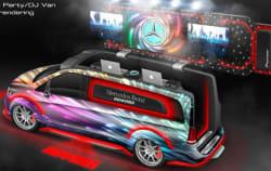 Mercedes Metris Renntech Custom