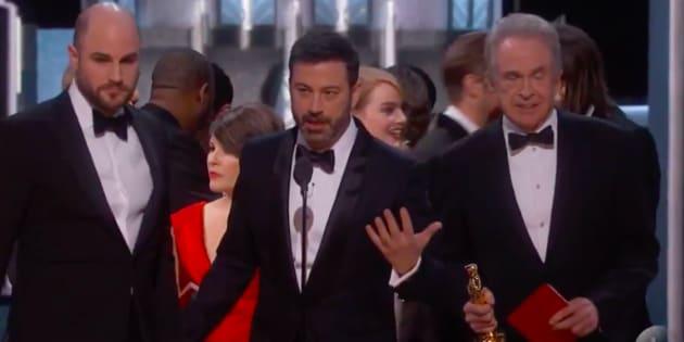 Jimmy Kimmel fait une surprise à des touristes (Oscars 2017)