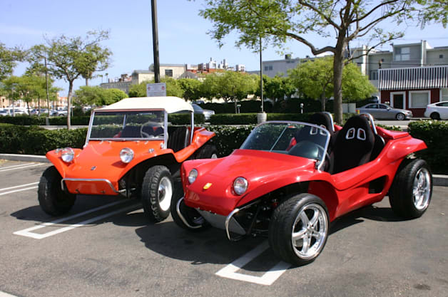 Meyers Manx prototype and Manx V