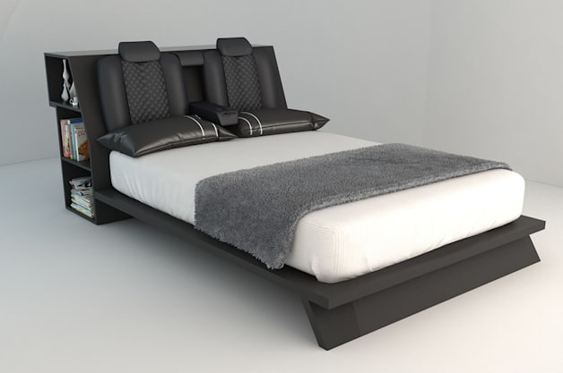 Consolatio Car Bed