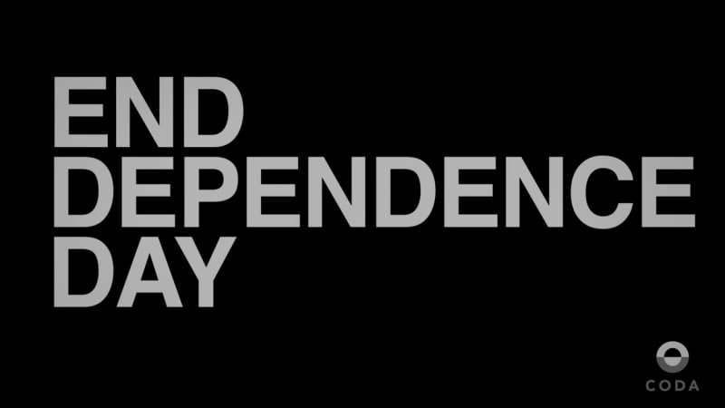 Happy End Dependence Day!