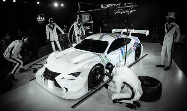 Lexus RC F GT500